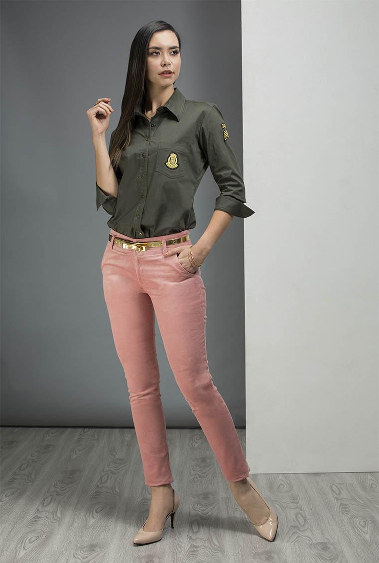 bf40186352 Pantalón para mujer - Pana Clasic - San Alejo Moda