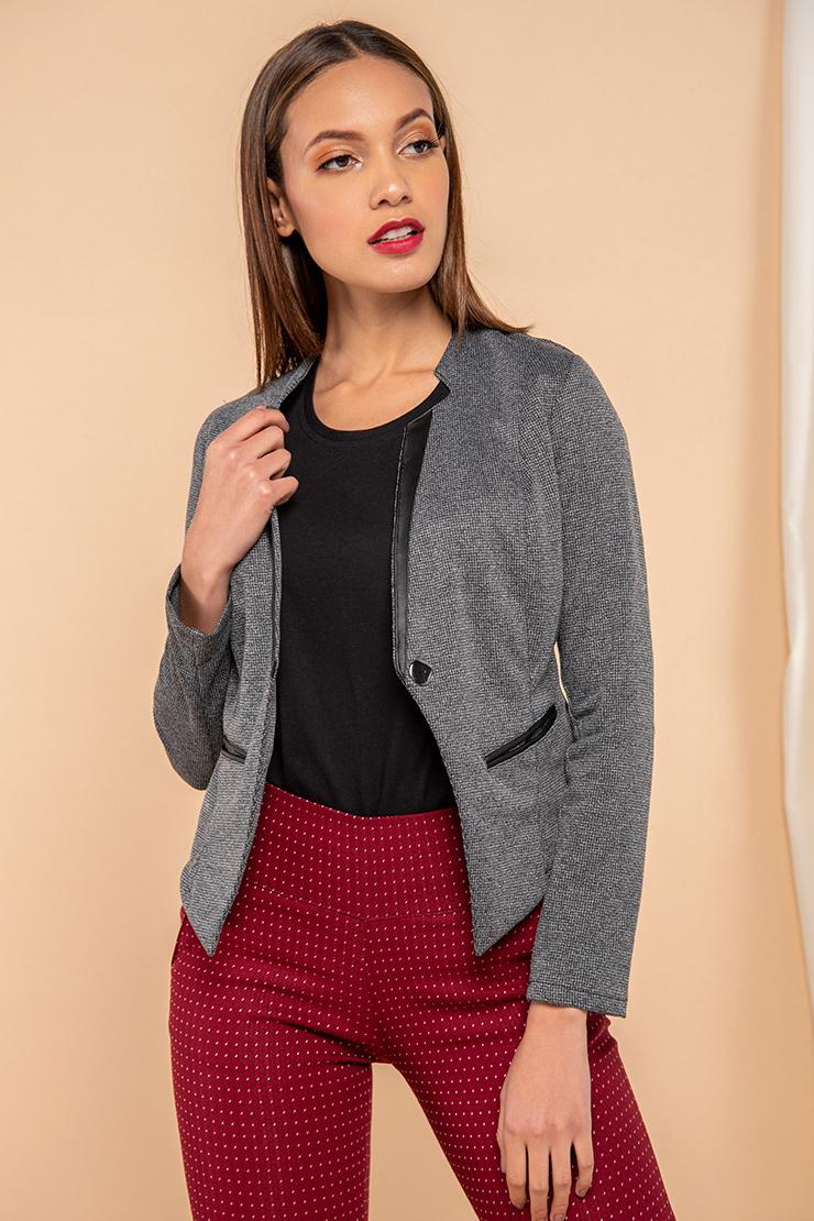 chaqueta para mujer - chaqueta al por mayor - chaqueta de moda - san alejo moda