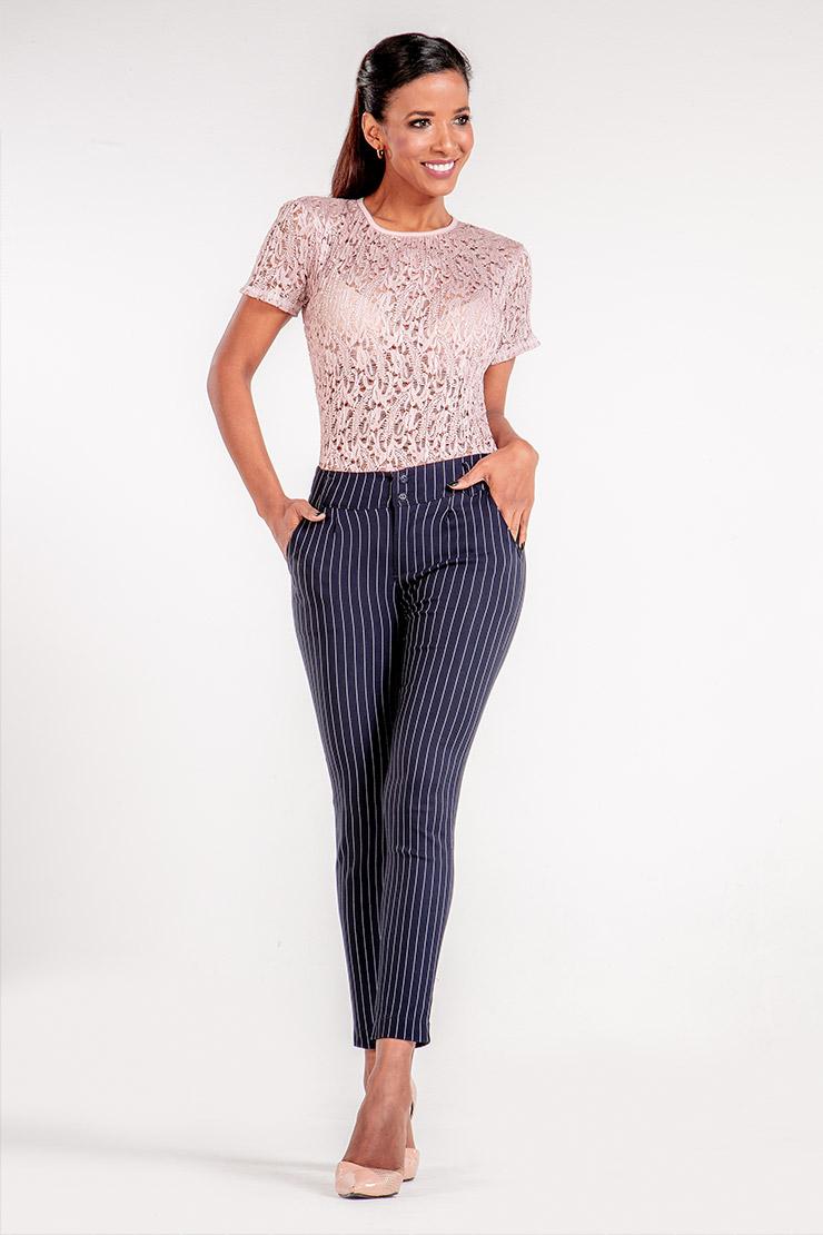 Pantalon Dandy Rayas San Alejo Moda